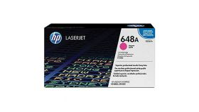 Консуматив HP 648A Original LaserJet cartridge; magenta; 11000 Page Yield ; 1 - pack; CLJ CP4025/CP4525