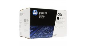 Консуматив HP 05XD Original LaserJet cartridge; black; 6500 Page Yield ; 2 - pack; LJ P2055
