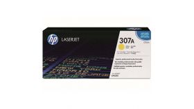 Консуматив HP 307A Original LaserJet cartridge; yellow; 7300 Page Yield ; 1 - pack; CLJ CP5225