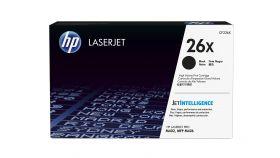 Консуматив HP 26X Original LaserJet cartridge; black; 9000 Page Yield ; ; HP LaserJet Pro M402/MFP M426