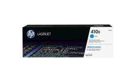 Консуматив HP 410X Original LaserJet cartridge; cyan; 5000 Page Yield ; ; HP Color LaserJet Pro M377/M452/MFP M477