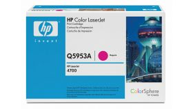 Консуматив HP 643A Original LaserJet cartridge; magenta; 10000 Page Yield ; 1 - pack; CLJ 4700