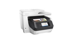 Принтер HP OfficeJet Pro 8720 All-in-One Printer A4; A5; A6; B5; Envelopes;DL 1200 x 1200 dpi 24 ppm 20 ppm DL HP PCL 3 GUI; HP PCL 3 Enhanced USB 2.0; 802.11b/g/n  WLAN; RJ-11 ADF scan 1 200 x 1 200 dpi+ З Години Безплатна Гаранция при регистрация