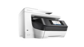 Принтер HP OfficeJet Pro 8730 All-in-One Printer+ З Години Безплатна Гаранция при регистрация