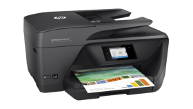 Принтер HP OfficeJet Pro 6960 All-in-One Printer A4; A5; A6; B5; Index card A; Envelopes;DL 1200 x 600 dpi 18 ppm 10 ppm DL HP PCL 3 GUI; HP PCL 3 Enhanced USB 2.0; 802.11b/g/n  WLAN; RJ-11 ADF scan 1 200 x 1 200 dpi+ З Години Безплатна Гаранция при