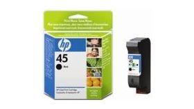 HP Глава черна, 42ml (DeskJet 710C/720C, 820Cxi/850C/870Cxi, 815C, 880C, 890C/895Cxi, 1100C/1120C, 1600C/CM, OfficeJet 1150C, 1170C/1175C, DesignJet 700/750C/755CM)