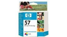 HP No. 57 Глава цветна, 17ml (HP DJ 5550, HP PhotoSmart 100/7150/7350)