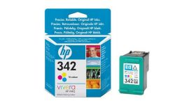 HP 342 Tri-colour Inkjet Print Cartridge (5 ml), HP DJ 5440, HP PSC 1510