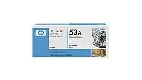 HP Black Print Cartridge for LJ P2015 up to 3000 pages