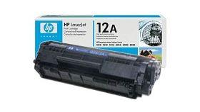 HP ultraprecise standard capacity print cartridge, black, HP LJ1010,1020 series