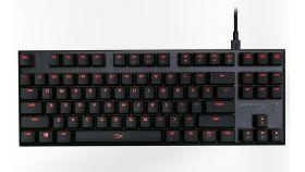 Геймърскa механична клавиатура Kingston HyperX Alloy FPS Pro M червени суичове