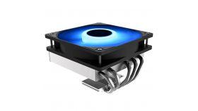 aRGB oхладител за Intel/AMD процесори ID-Cooling IS-50-MAX-RGB