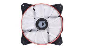 Вентилатор ID-Cooling CF-12025-R 120mm LED червен цвят