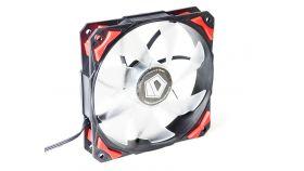 Oхладител за кутия ID Cooling  PL-12025-R Червен