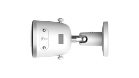 """Imou Bullet 2S, full color night vision Wi-Fi IP camera, 2MP, 1/2.8"""" progressive CMOS, H.265/H.264, 25fps@1080, 3,6mm lens, field of view: 91°, IR up to 30m, 16xDigital Zoom, 1xRJ45, Micro SD up to 256GB, Built-in Mic&Speaker, Motion Detection, IP67"""