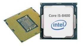Процесор Intel Coffee Lake Core I5-8400, 2.8Ghz, 9MB, LGA1151, Tray