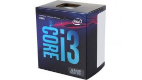 Процесор Intel Coffee Lake Core i3-8100 3.60GHz, 6MB, 65W LGA1151 (300 Series)