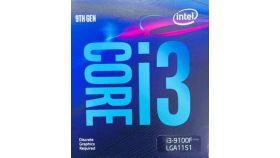 INTEL I3-9100F /3.6GHZ/6MB/BOX/1151