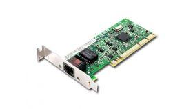 INTEL Network Card PRO/1000 GT Desktop Adapter Network Adapter (10/100/1000Base-T, 1000Mbps, Bulk, Gigabit Ethernet, lowprofile PCI), 1-pk