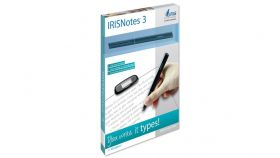Цифрова писалка и USB приемник IRIS IRISNotes 3, съхранява до 100 страници A4/Letter Размер