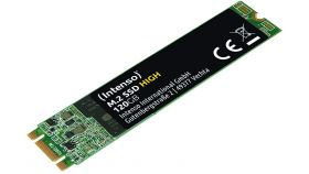 Solid State Drive (SSD) Intenso HIGH 3833430, M.2, 120 GB, SATA3