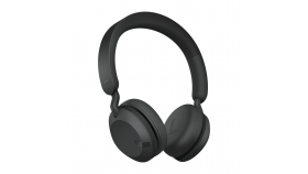 Блутут слушалки Jabra Elite 45h Full Black
