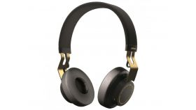 Блутут слушалки Jabra, Move Gold, Златисти/Черни