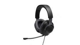 Геймърски слушалки JBL Quantum 100 Black