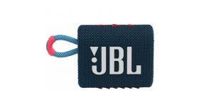Bluetooth колонка JBL GO 3 BLUP Portable Waterproof Speaker JBLGO3BLUP