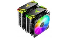 Охладител за процесор Jonsbo CR-2000, ARGB, AMD, INTEL