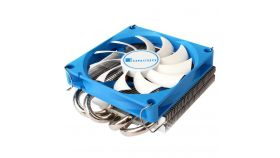 Охладител за процесор Jonsbo HP-400, Low-profile, AMD/INTEL
