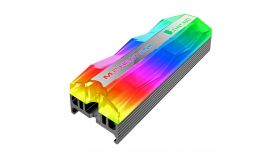 Jonsbo M.2 SSD АRGB пасивен охладител