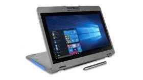 "Лаптоп Classmate Turn T303, Intel Celeron N4100, 11.6"" HD Multi-Touch 1366x768, LPDDR4 4GB, 128Gb SSD, WiFi, BT, MIL-STD-810G, Win10 EDU"