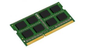 4GB DDR3L 1600 KingstonON SODIMM