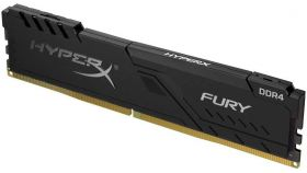 KINGSTON 16GB 3000MHz DDR4 CL15 DIMM HyperX FURY Black