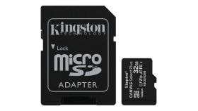 Карта памет KINGSTON 32GB Micro SD HC Card Class 10 Canvas Select Plus SDCS2/32GB