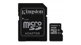 16GB SDMIC KingstonON CANVAS SEL