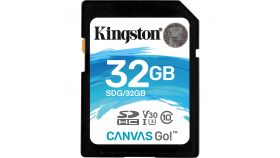 32GB KingstonON SD CL10 U3/SDG