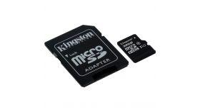 Kingston 32GB microSDHC Endurance Flash Memory Card, Class 10