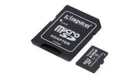 Kingston 64GB microSDHC Endurance Flash Memory Card, Class 10