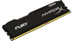 4G DDR4 2400 KingstonON HPX FURY