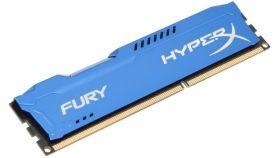 8G DDR3 1600 Kingston HYPER FURY