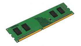 Памет Kingston 2GB DDR3 PC3-10600 1333MHz CL9 KVR13N9S6/2