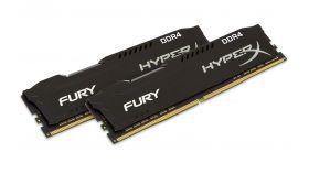 Памет Kingston HyperX Fury 16GB (2x8GB) DDR4 PC4-25600 3200Mhz CL18 HX432C18FB2K2/16