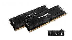 Памет Kingston HyperX Predator 16GB(2x8GB) DDR4 PC4-24000 3000MHz CL15 HX430C15PB3K2/16 Intel XMP