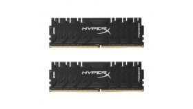 Памет Kingston HyperX Predator 8GB (2x4GB) DDR4 PC4-25600 3200Mhz CL16 HX432C16PB3K2/8
