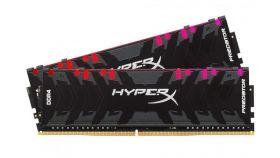 Памет Kingston HyperX Predator RGB 16GB (2x8GB) DDR4 PC4-25600 3200Mhz CL16 HX432C16PB3AK2/16