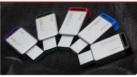 64GIGABYTE USB3.0 KingstonON /DT50