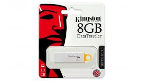 USB памет KINGSTON DataTraveler G4, USB 3.0, 8GB