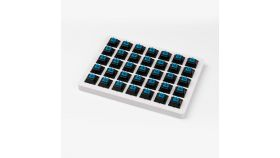 Суичове за механична клавиатура Keychron Cherry MX, Blue, Switch Set 35 броя